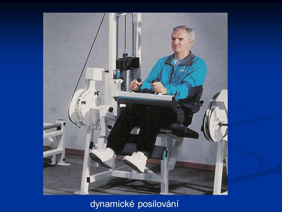 dynamické posilování