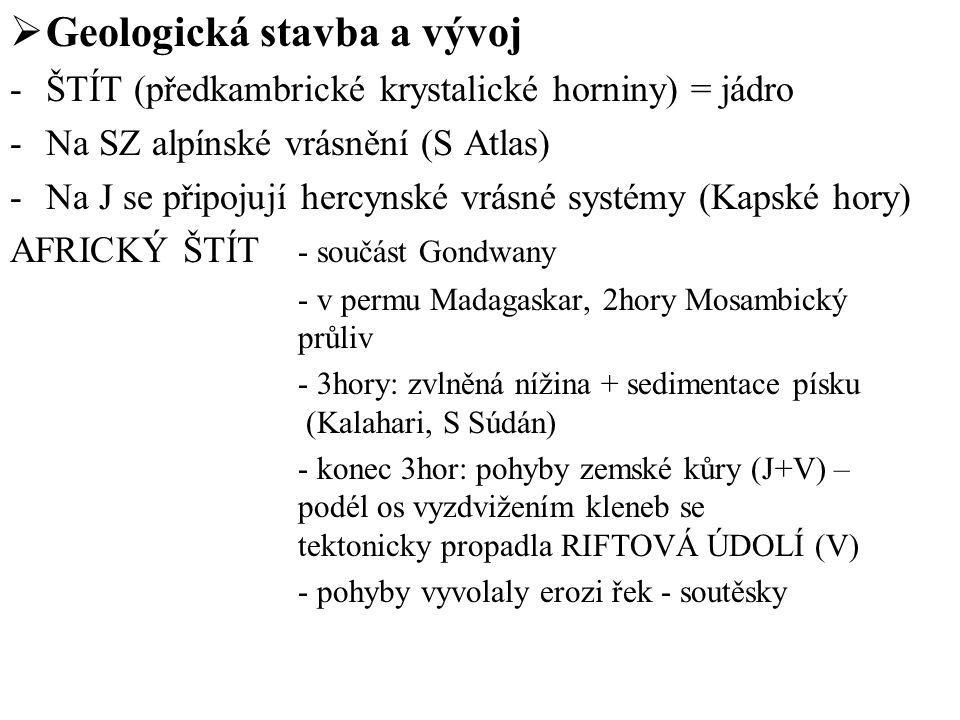 GEOMORFOLOGICKÉ OBLASTI – PROTOKOL Č.