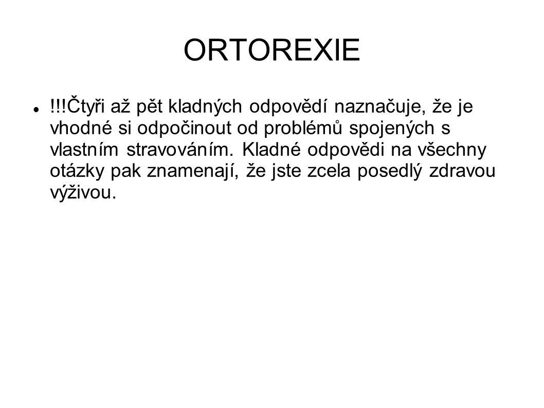 BIGOREXIE Je považována za jednu z nových variant dysmorfofobie a byla zařazena do seznamu poruch duševního zdraví poměrně nedávno.