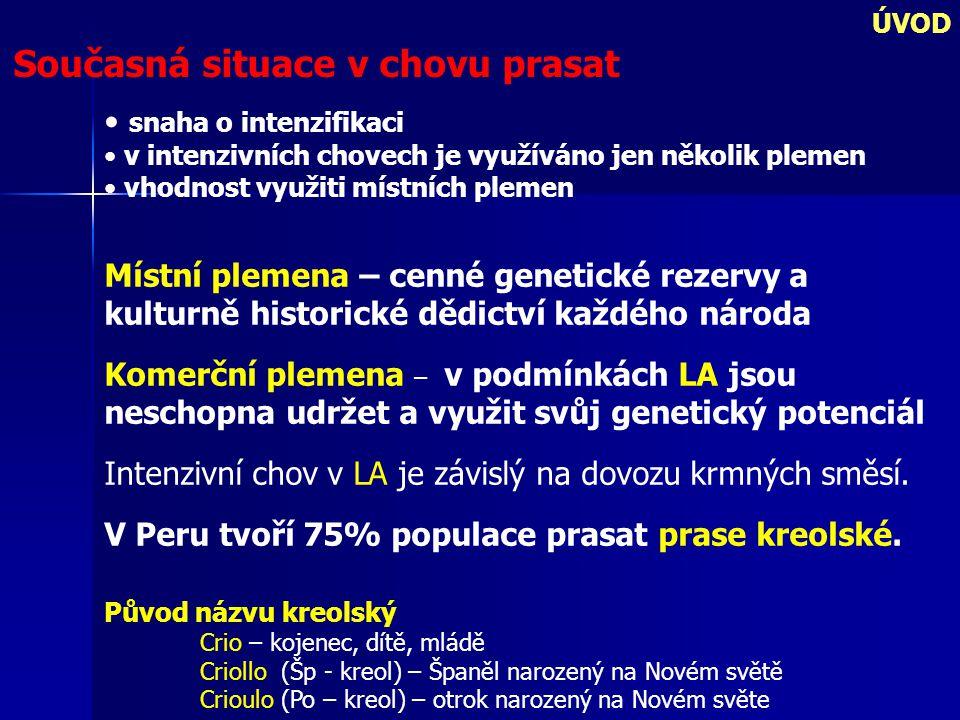 METODA Bioekonomický model chovu prasnic (CERDO I) Výstupy NSnáklady 1 na sele v 21 dnech věku (Kč) kriterium ekonomické efektivnosti chovu NS = NPP/CPS NPnáklady na prasnici a rok (Kč) CPSpočet všech odstavených selat během jejich působení v chovu NPPnáklady na veškeré prasnice za celou dobu jejich působení v chovu (Kč) CPD počet dní působení všech prasnic v chovu CPVcelkový počet vrhů