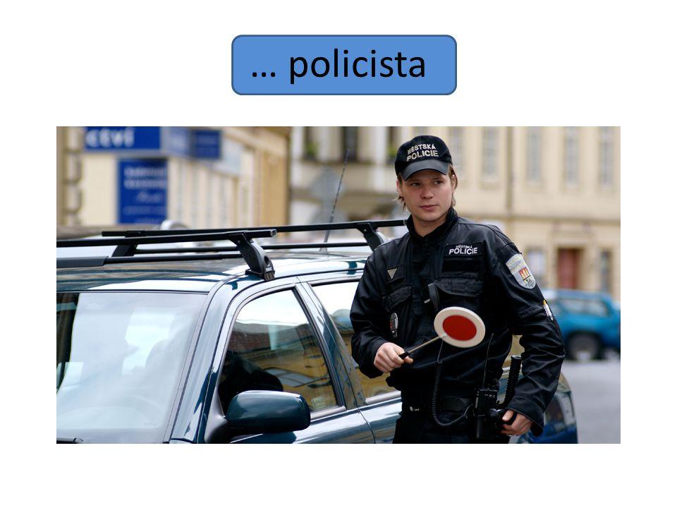 … policista