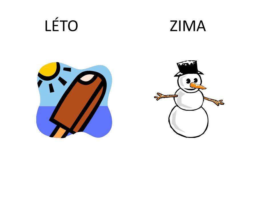 LÉTO ZIMA
