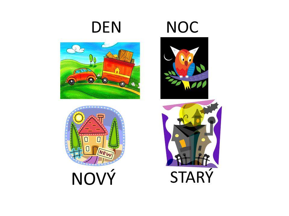 DEN NOC STARÝ NOVÝ
