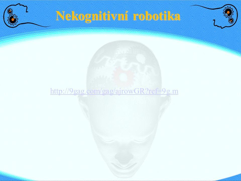 Kognitivní architektury Co je mozkem robotů.