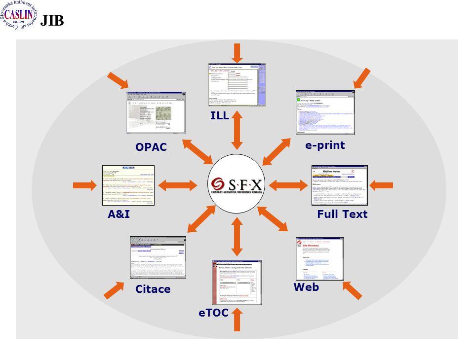 JIB A&I e-print Full Text OPAC ILL Citace Web eTOC