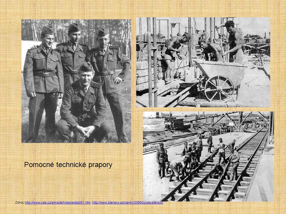Zdroj: http://www.csla.cz/armada/historie/ptp001.htm, http://www.blansko.cz/clanky/2006/02/ptp-blanskohttp://www.csla.cz/armada/historie/ptp001.htmhtt
