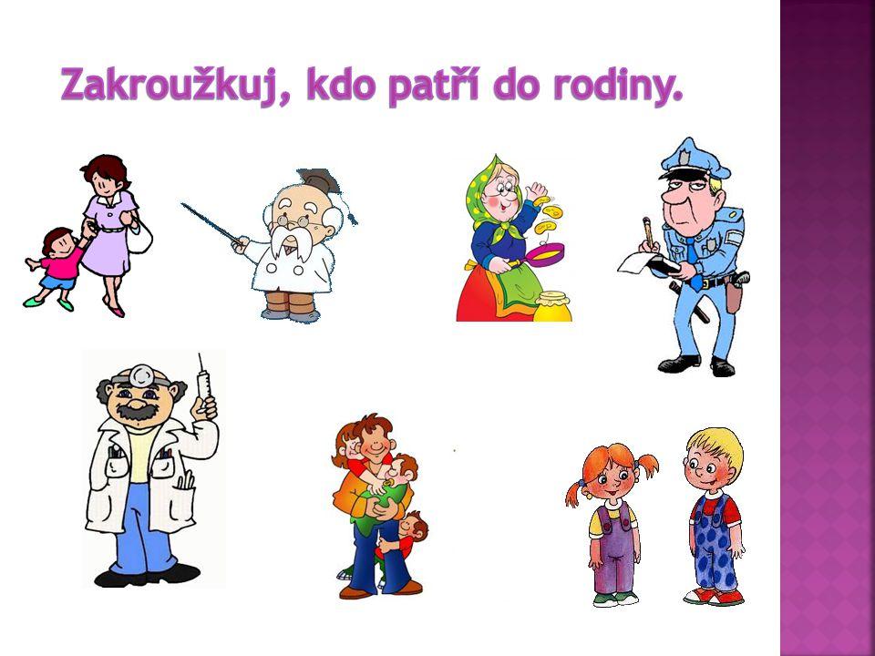 Obrázky: Kliparty www.office.microsoft.com Rodina https://politika-volby.signaly.cz/1005/rodina-a-rodinna-politika-7https://politika-volby.signaly.cz/1005/rodina-a-rodinna-politika-7 (10.