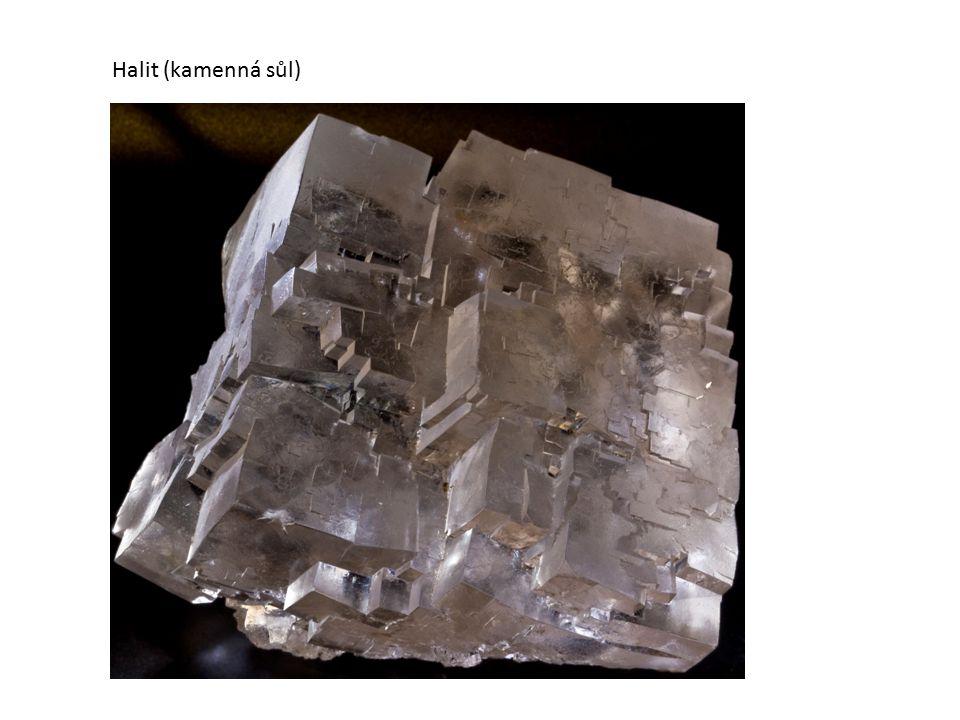 Halit (kamenná sůl)