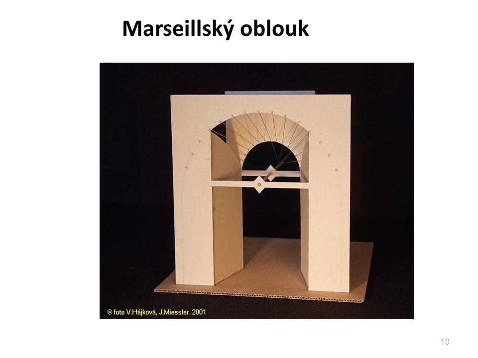 Marseillský oblouk 10