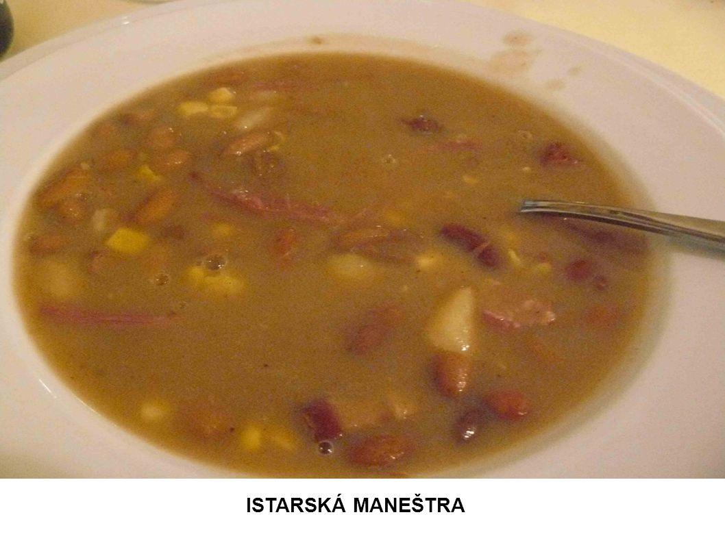 ISTARSKÁ MANEŠTRA