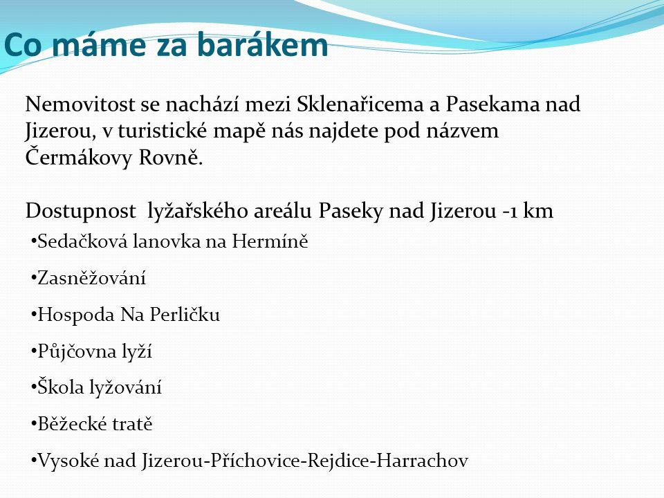 http://www.paseky.cz/lyzstred.php Lyžařský areál Paseky nad Jizerou