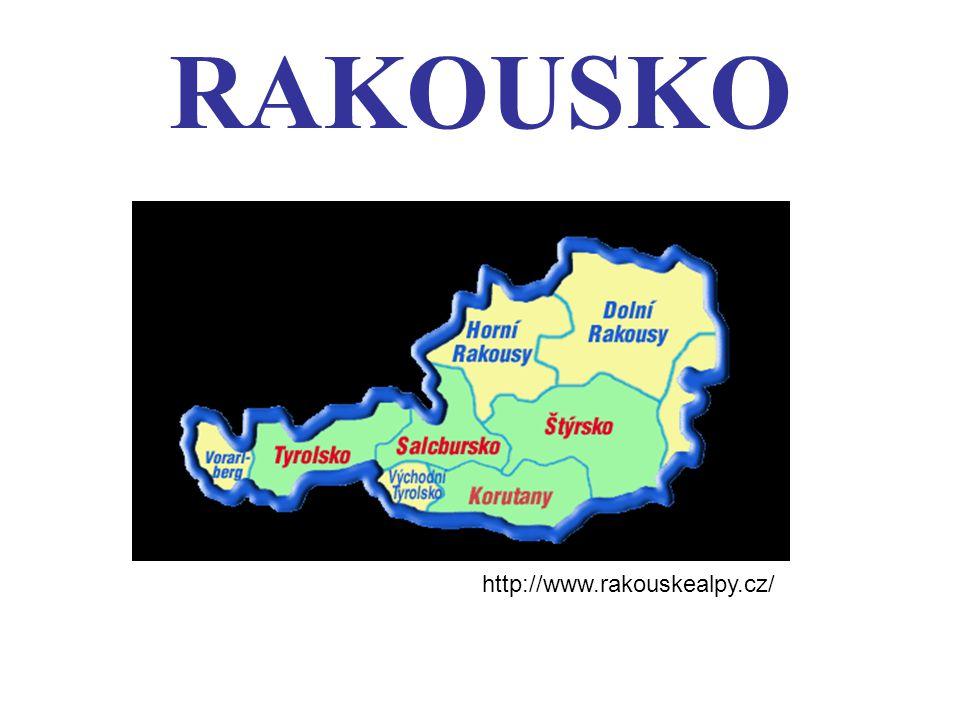 RAKOUSKO http://www.rakouskealpy.cz/