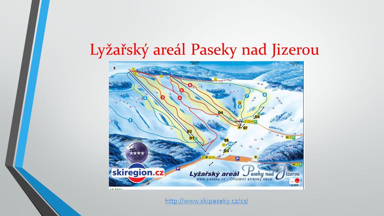 Lyžařský areál Paseky nad Jizerou http://www.skipaseky.cz/cs/