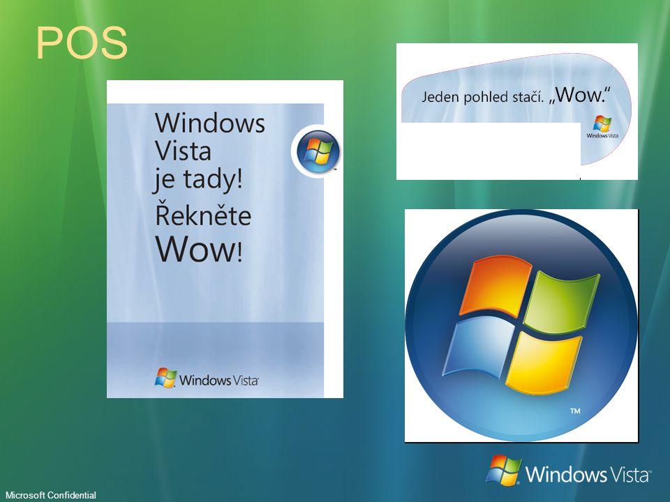 Microsoft Confidential POS
