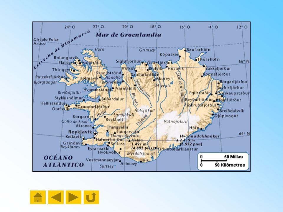 2.3. Povrch ostrov leží na riftovém pásu Středoatlantského podmořského hřbetu ostrov leží na riftovém pásu Středoatlantského podmořského hřbetu geolog
