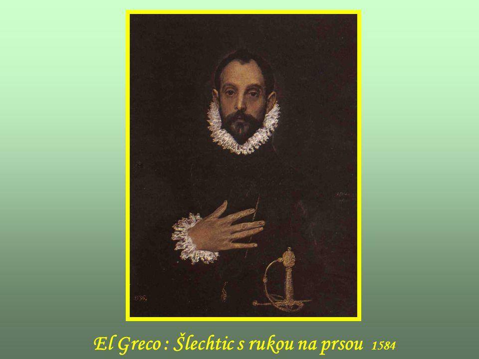 El Greco : sv. Ondřej a sv. František 1600
