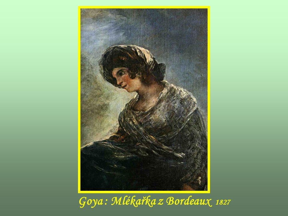 Goya : Maja oblečená 1803