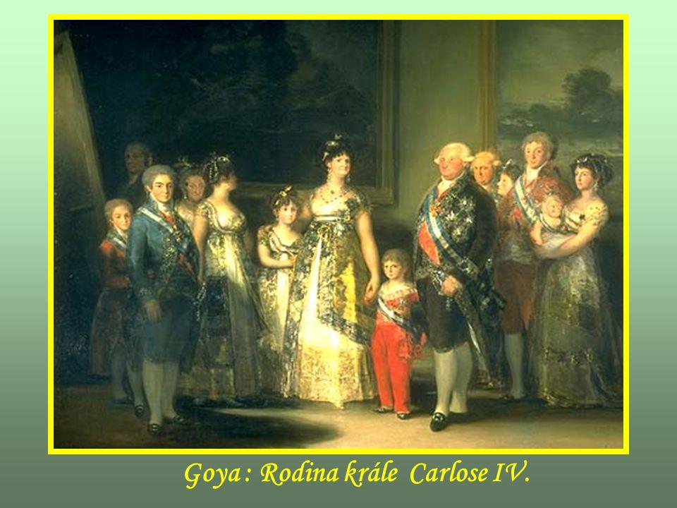 Goya : Mlékařka z Bordeaux 1827