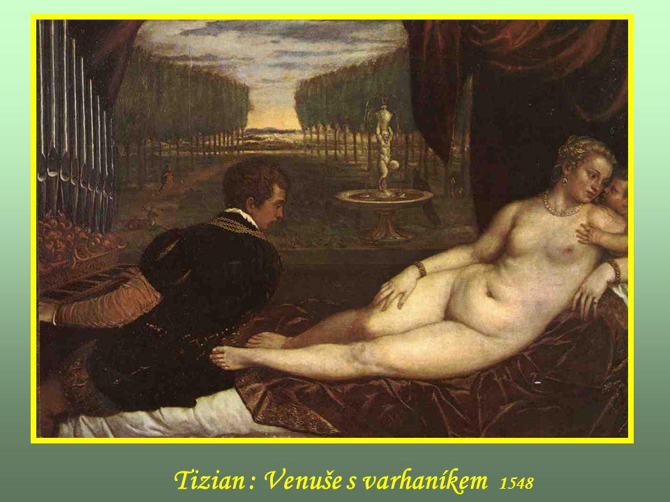 Tizian : Salome 1560