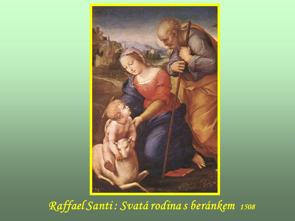 Raffael Santi : Kardinál 1511