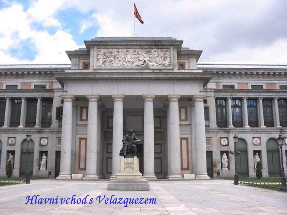 Museo del Prado je největší obrazová galerie na světě. Nachází se ve španělském Madridu. Ve svých sbírkách má přes 6.000 obrazů od světoznámých malířů