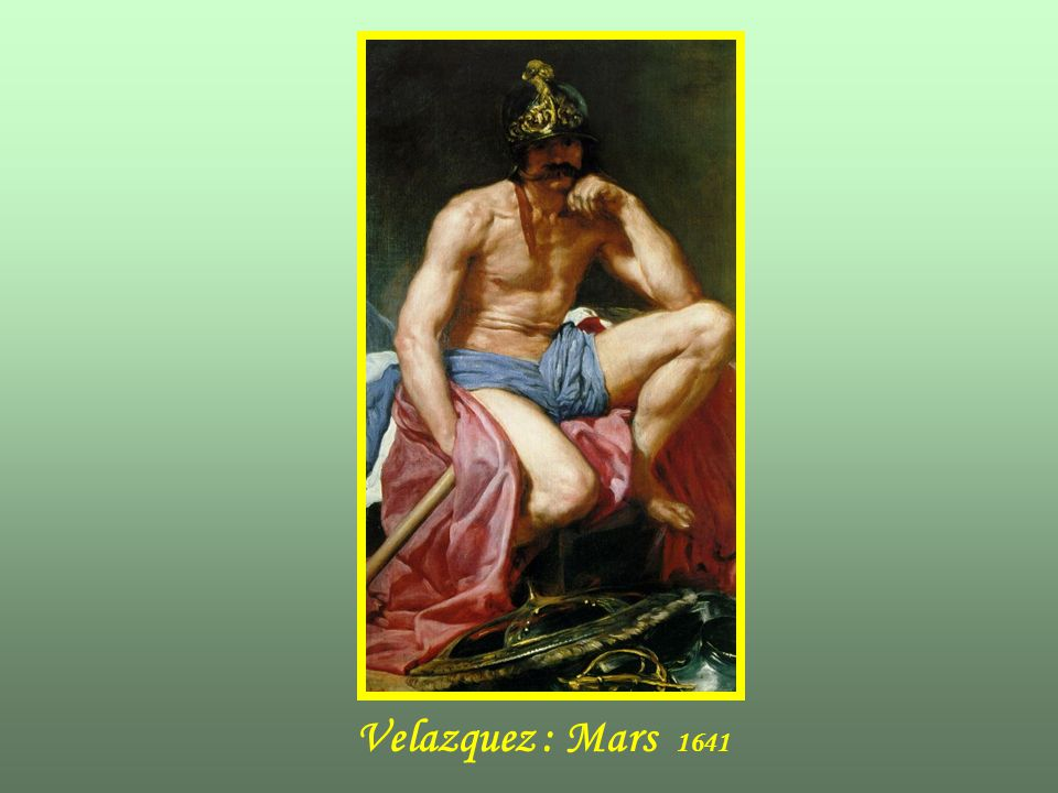 Velazquez : Kapitulace u Bredy 1630