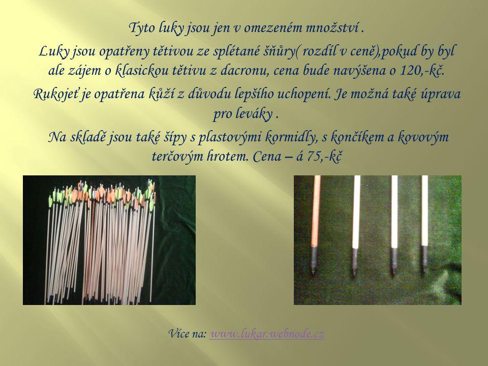 Reflexní luk Luk je vyroben z ratanu, délka luku – 152 cm, síla nátahu – 15,30,35.40lb, tětiva – splétanᡚňůra, barva – přírodní Tento luk je vhodný