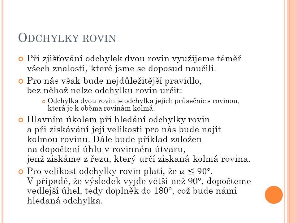 O DCHYLKY ROVIN