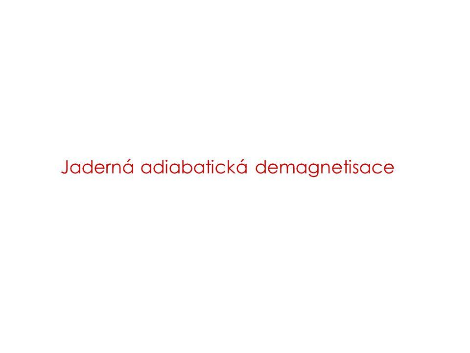 Jaderná adiabatická demagnetisace