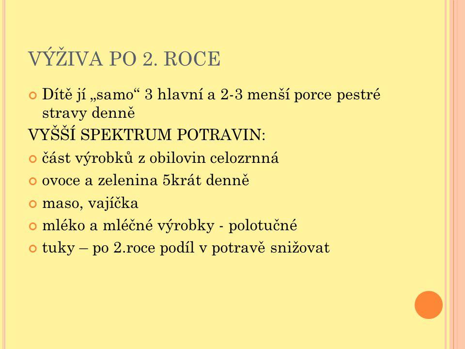 VÝŽIVA PO 2.