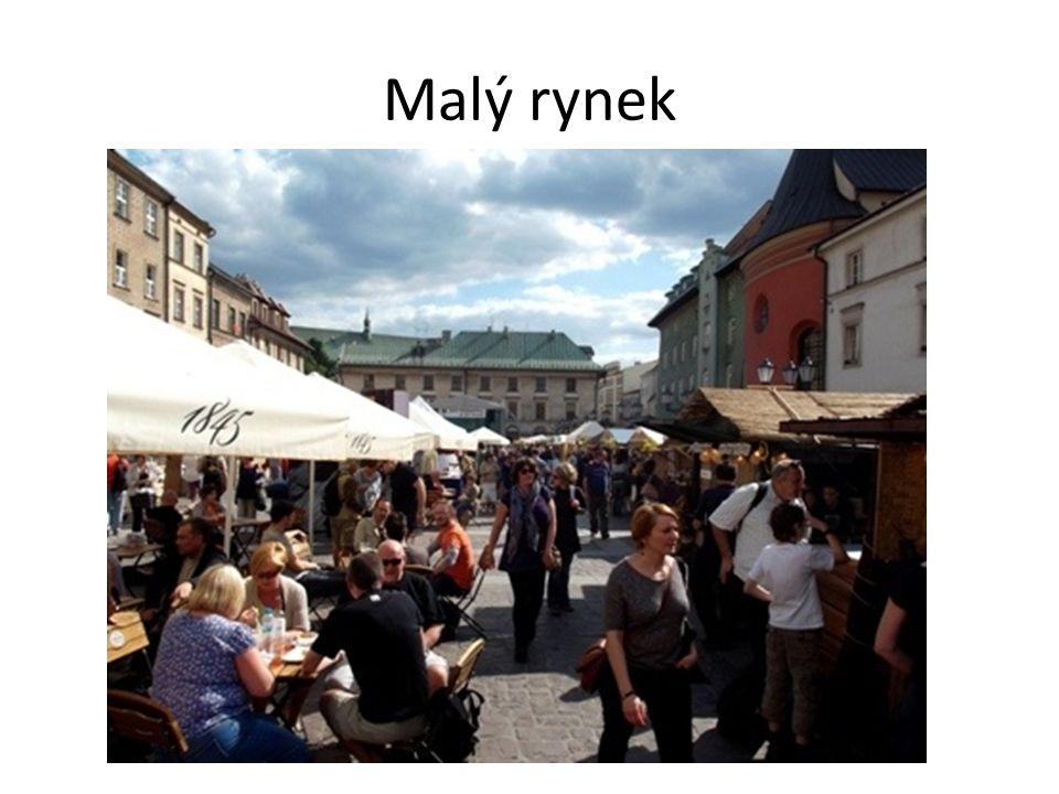 Malý rynek