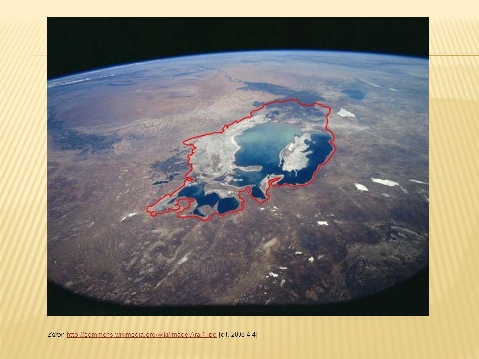 Zdroj: http://commons.wikimedia.org/wiki/Image:Aral1.jpg [cit. 2008-4-4]http://commons.wikimedia.org/wiki/Image:Aral1.jpg