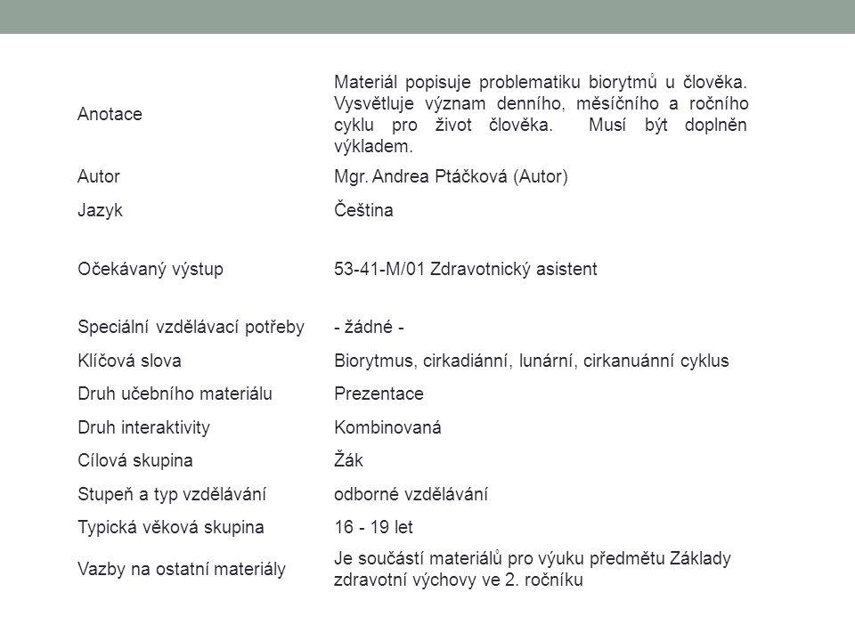 DEFINICE POJMŮ Biorytmus pochází z řečtiny: bios = život rhythmos = pravidelný pohyb.