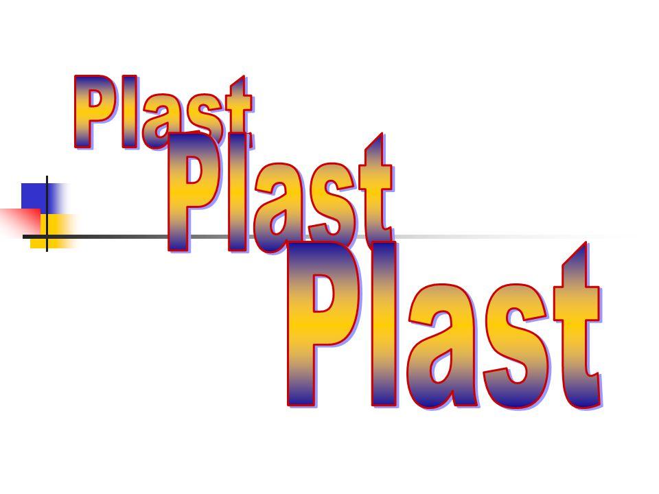 Co je plast.