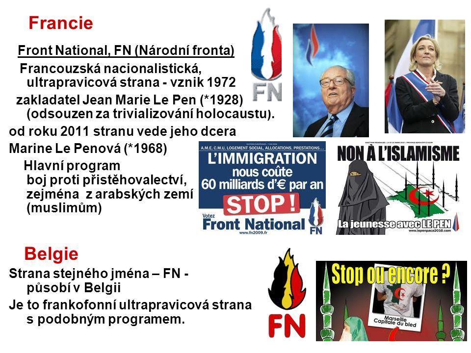 Propagační materiály NS v době, kdy byl na kandidátce Ladislav Bátora