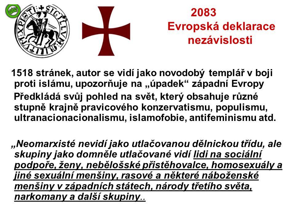 Diskusní fórum neonacistů - ukázka