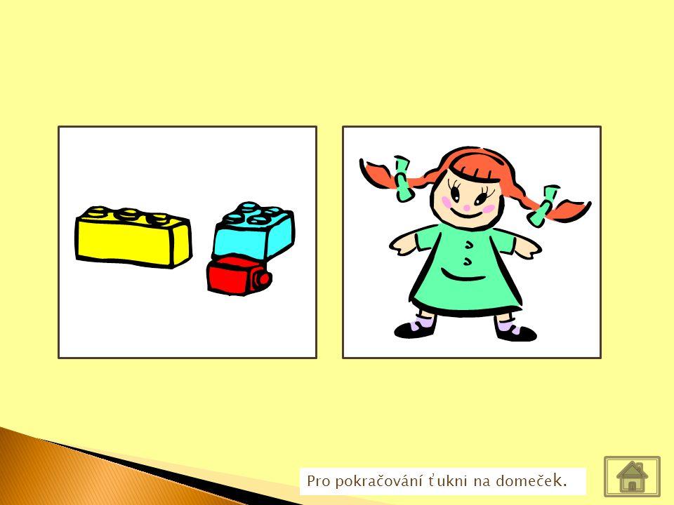 LEGO PANENKA Pro pokračování ťukni na domeče k.