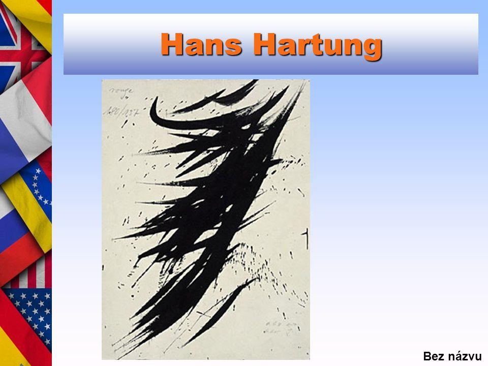 Hans Hartung Bez názvu