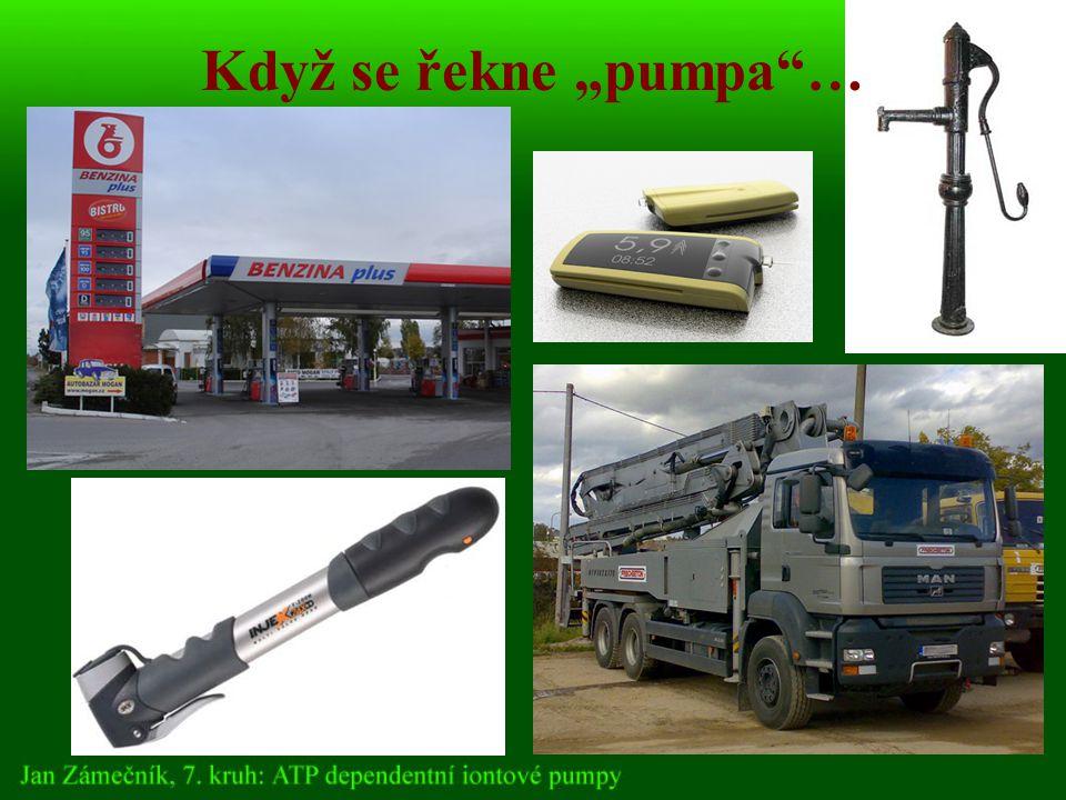"""Když se řekne """"pumpa …"""