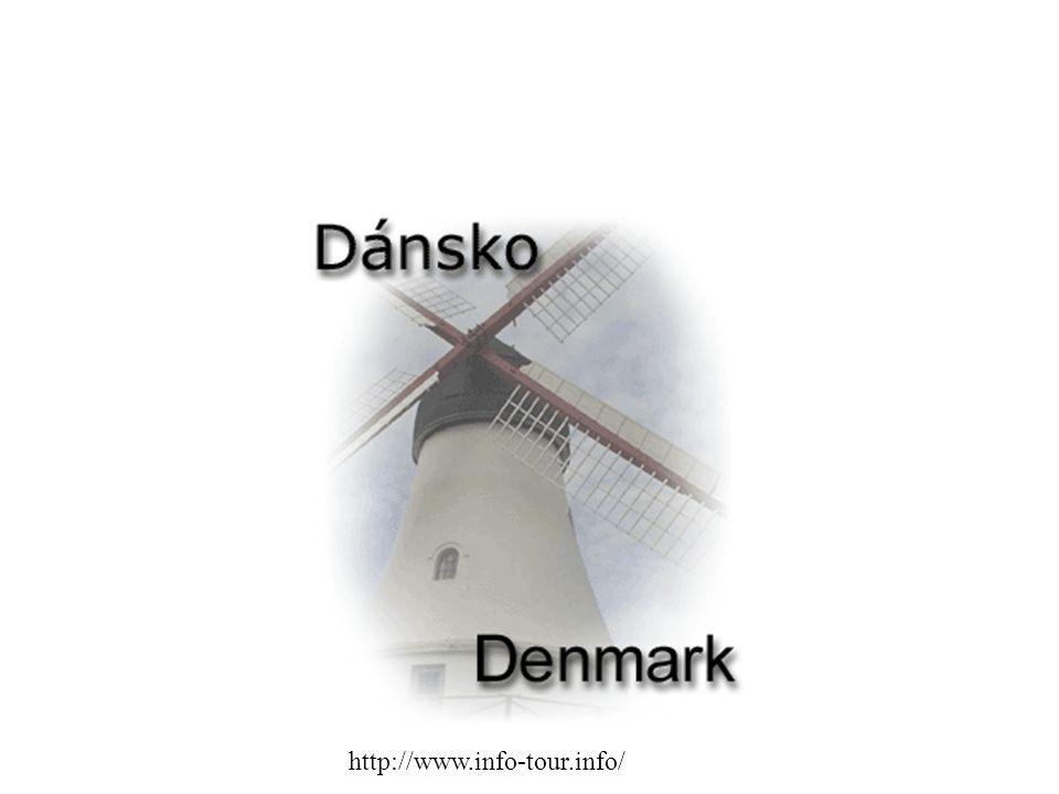 Téma hodiny: Dánsko Předmět: Zeměpis Ročník: 2.