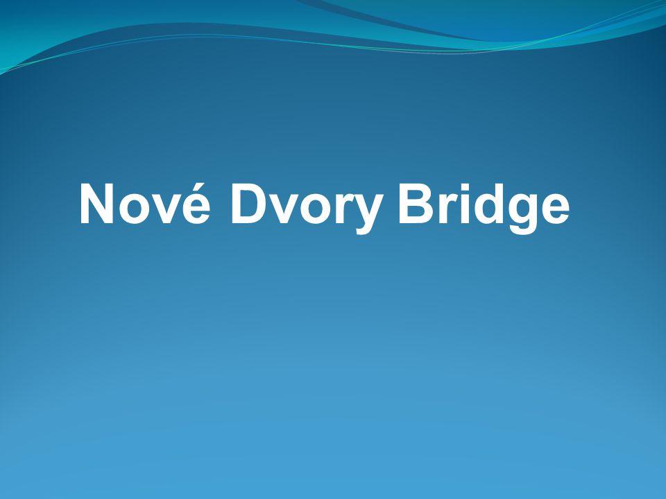 The iron bridge over the River Jihlava in Nové Dvory neighbourhood was built in 1874 at the same time as Podklášterský Bridge.