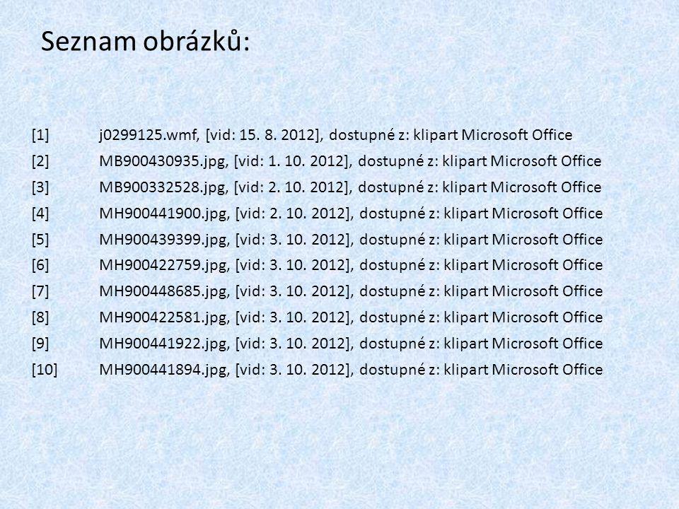 Seznam obrázků: [1]j0299125.wmf, [vid: 15.8.
