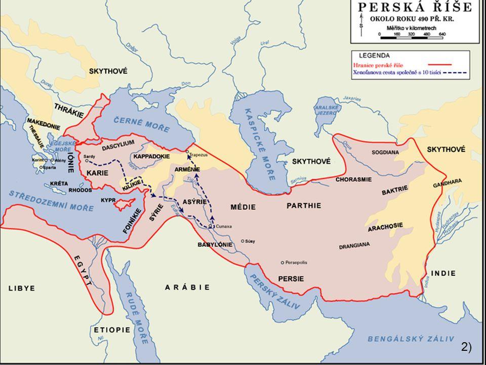 Úkol Zjistěte, kdo byl HÉRODOT? Jak souvisí s Řecko-perskými válkami?