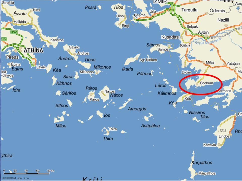 Bodrum je turecké přístavní město v provincii Muğla. Leží poblíž řeckého ostrova Kós. Nachází se zde mezinárodní centrum jachtingu a turistiky. Stálo