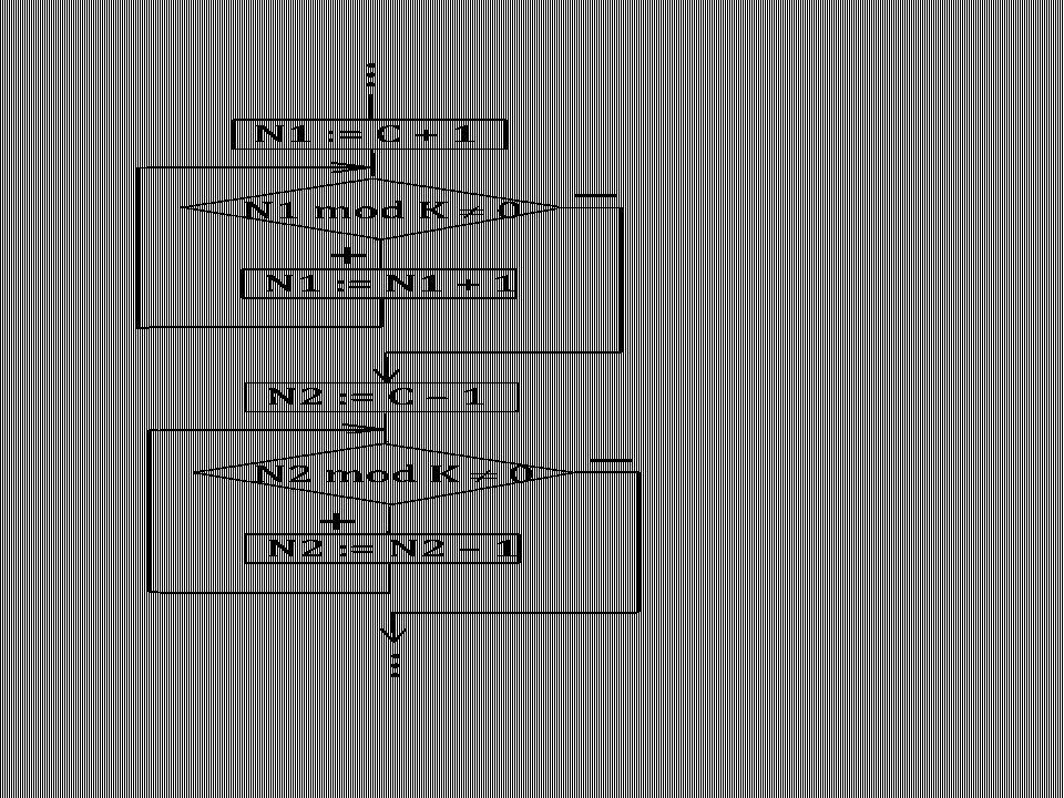 begin clrscr; writeln (' ∗ ∗ ∗ NEJBLIŽŠÍ VYŠŠÍ A NIŽŠÍ ČÍSLO ∗ ∗ ∗ '); write ('Zadej přirozené číslo N a číslo D: '); readln (N, D); DELITK (N, D, NV, NN); writeln ('Nejbližší vyšší číslo je ', NV, '.'); writeln ('Nejbližší nižší číslo je ', NN, '.'); readkey end.