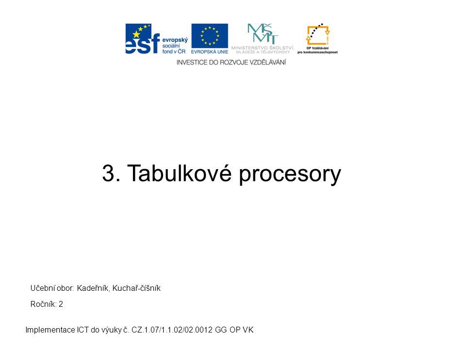 Implementace ICT do výuky č. CZ.1.07/1.1.02/02.0012 GG OP VK 3.