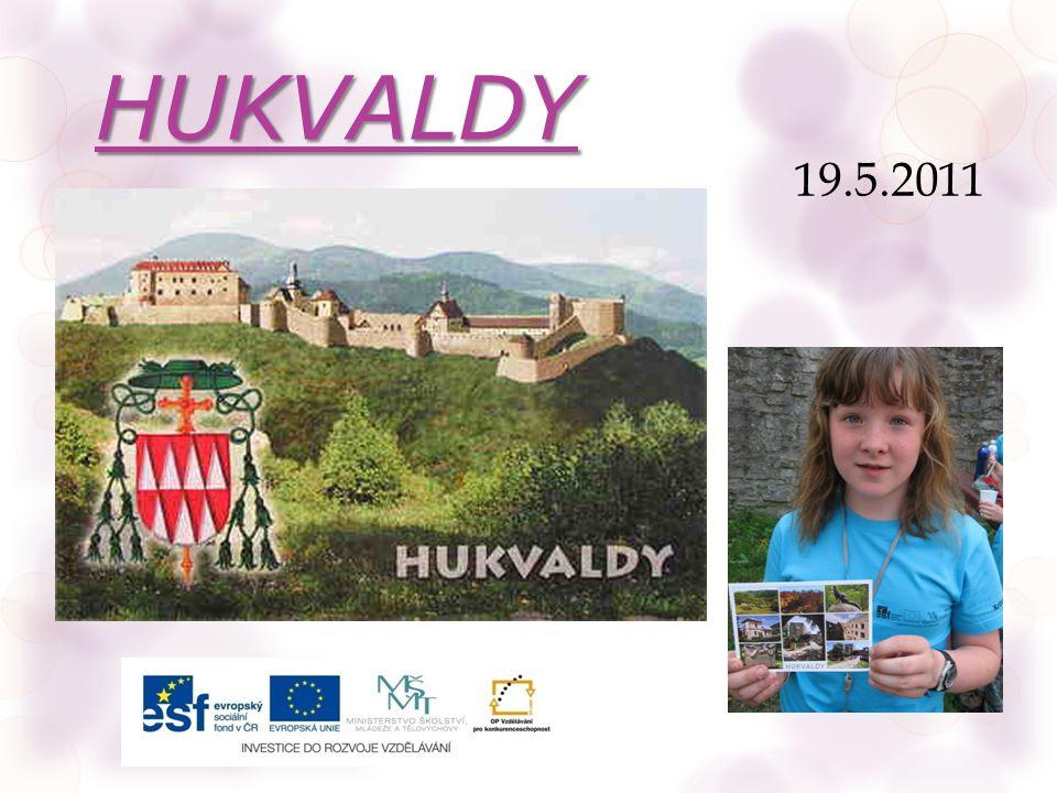 Zpracovala Mgr.Lucie Kozelská Použita: Vlastní fotodokumentace Zdroje: Hukvaldy.