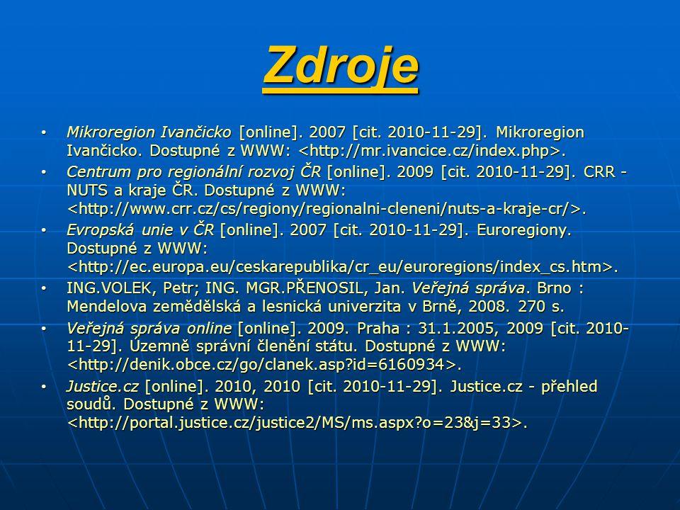 Zdroje Mikroregion Ivančicko [online].2007 [cit. 2010-11-29].