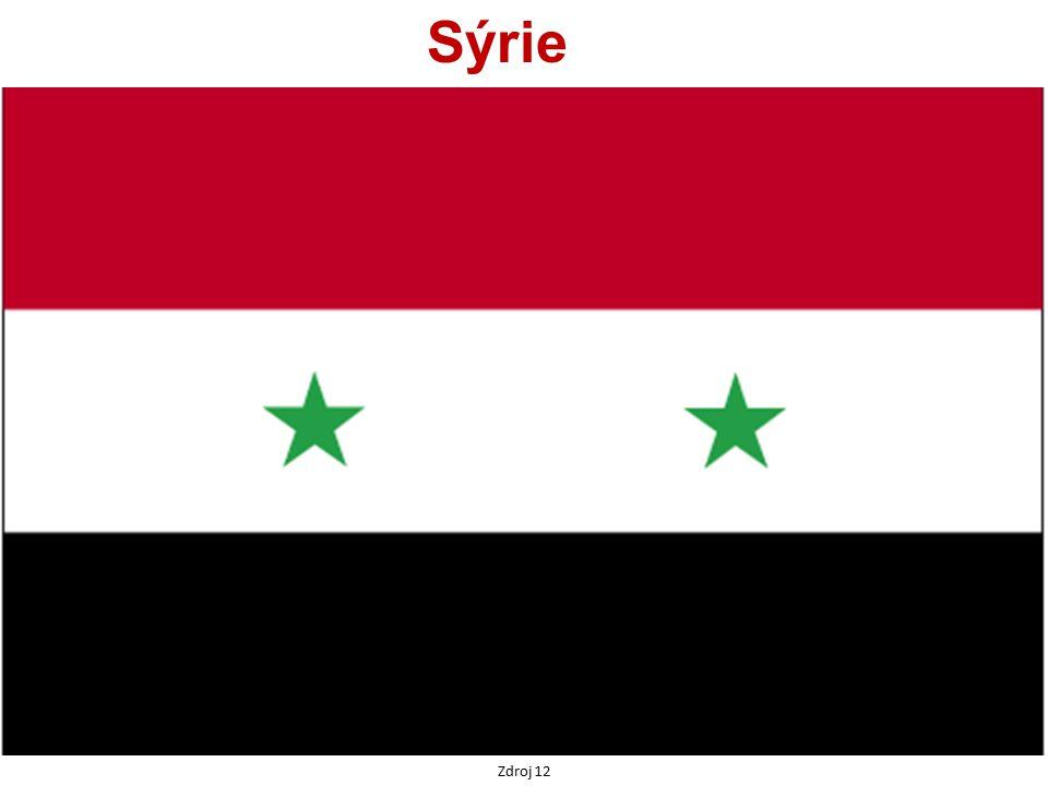 Zdroj 12 Sýrie