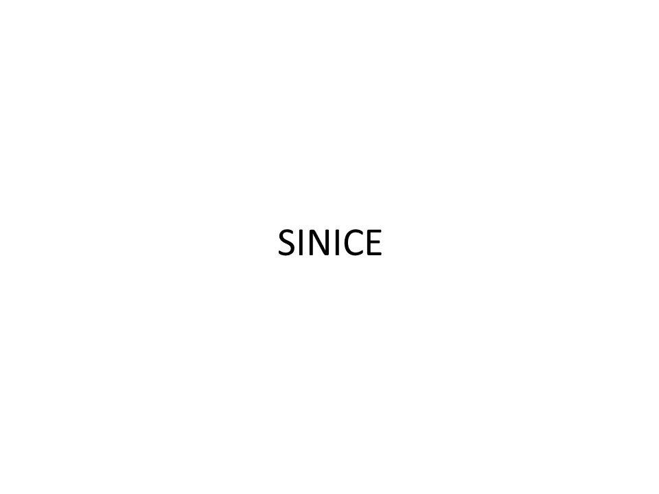SINICE